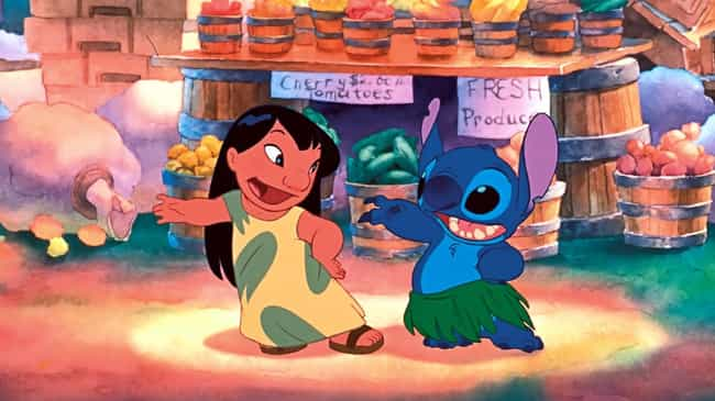 Lilo & Stitch is listed (or ranked) 3 on the list All The Details You Need About Every Live-Action Disney Remake Coming Out