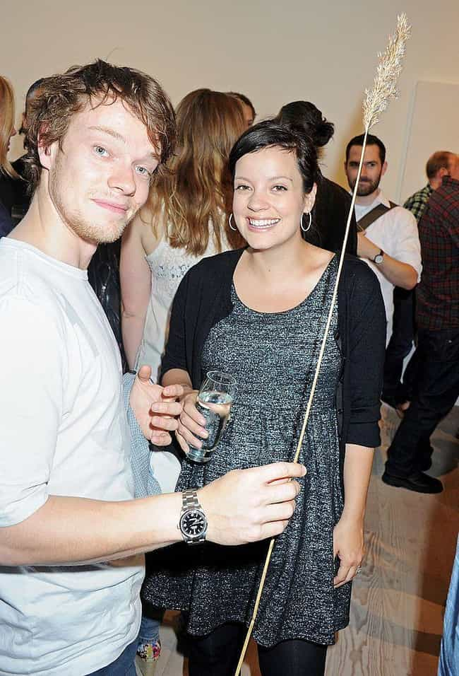 Lily Allen is listed (or ranked) 3 on the list Celebrities You Might Not Know Are Siblings