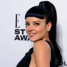 Lily Allen is listed (or ranked) 22 on the list The Greatest New Female Vocalists of the Past 10 Years