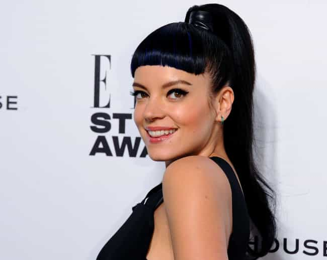 Lily Allen is listed (or ranked) 3 on the list Rupert Grint Loves and Hookups