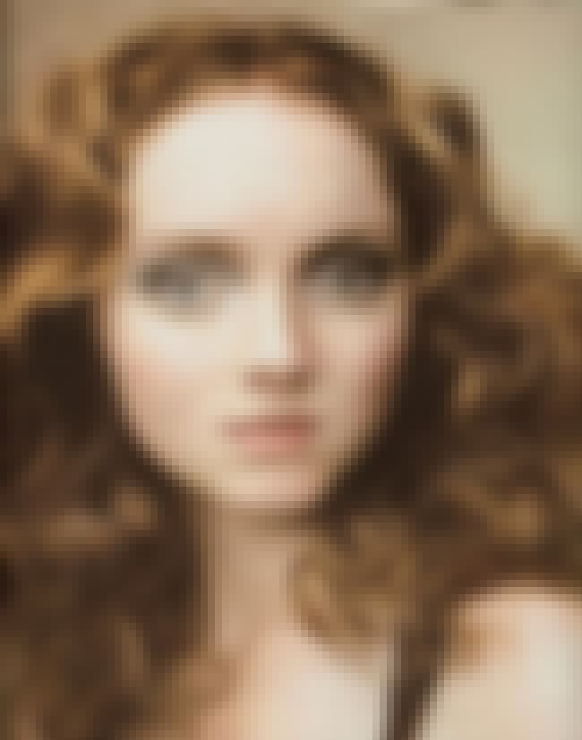 Lily Cole is listed (or ranked) 4 on the list Famous Girls Who Look Like Dolls
