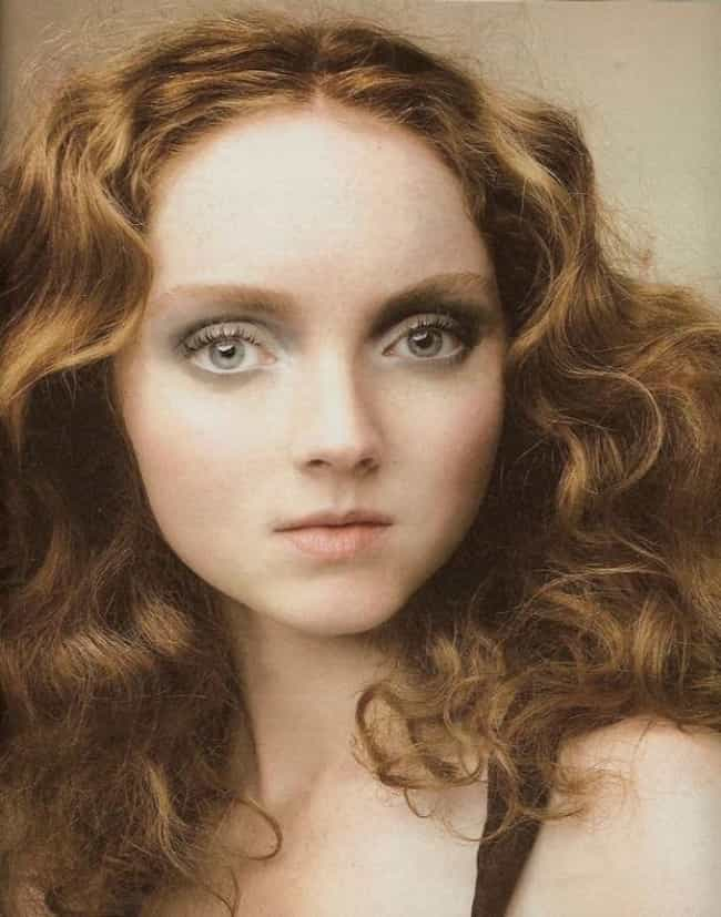 Lily Cole is listed (or ranked) 3 on the list Famous Girls Who Look Like Dolls