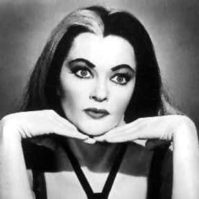 Lily Munster is listed (or ranked) 9 on the list Favorite TV Moms Of All Time