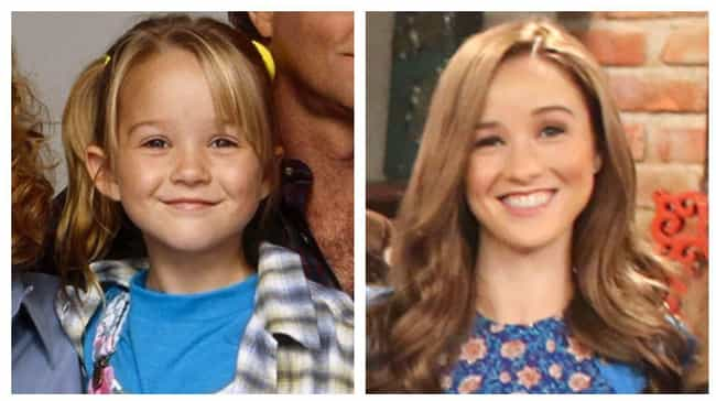 Lily Nicksay is listed (or ranked) 3 on the list Here's What The Supporting Cast Members Of Boy Meets World Look Like Now