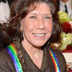 Lily Tomlin is listed (or ranked) 11 on the list The Funniest Female Comedians of All Time