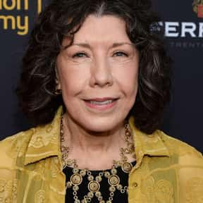 Lily Tomlin is listed (or ranked) 9 on the list TV Actors from Michigan