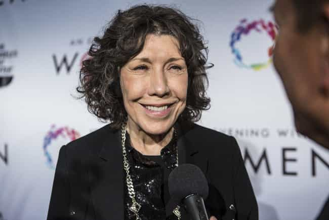 Lily Tomlin is listed (or ranked) 4 on the list Celebrities Turning 80 in 2019