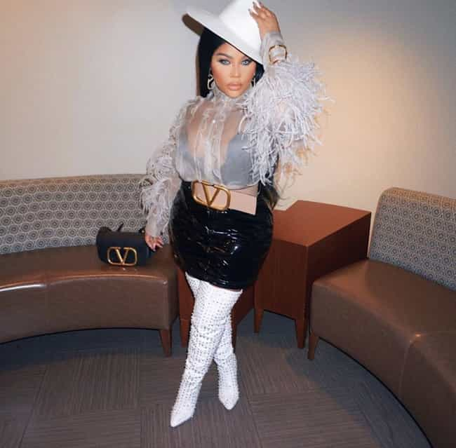 Lil' Kim is listed (or ranked) 4 on the list Celebrities Who Look Worse After Plastic Surgery