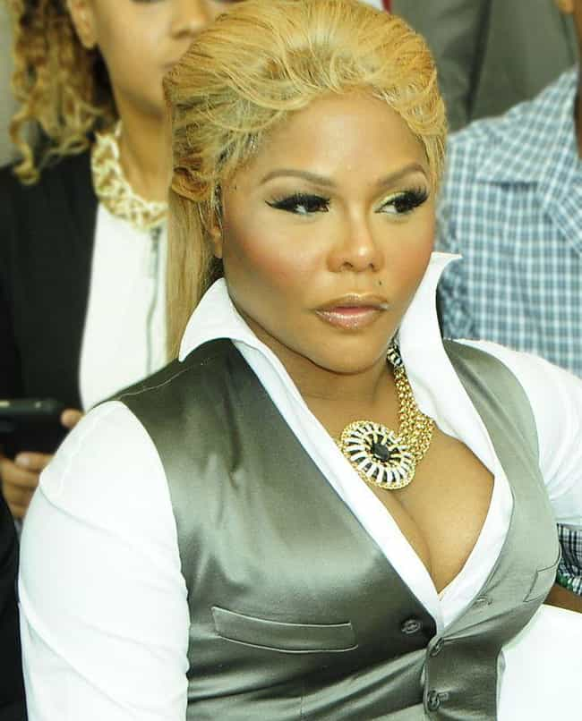 Lil' Kim is listed (or ranked) 3 on the list Once-Ballin' Rappers Who Went Broke