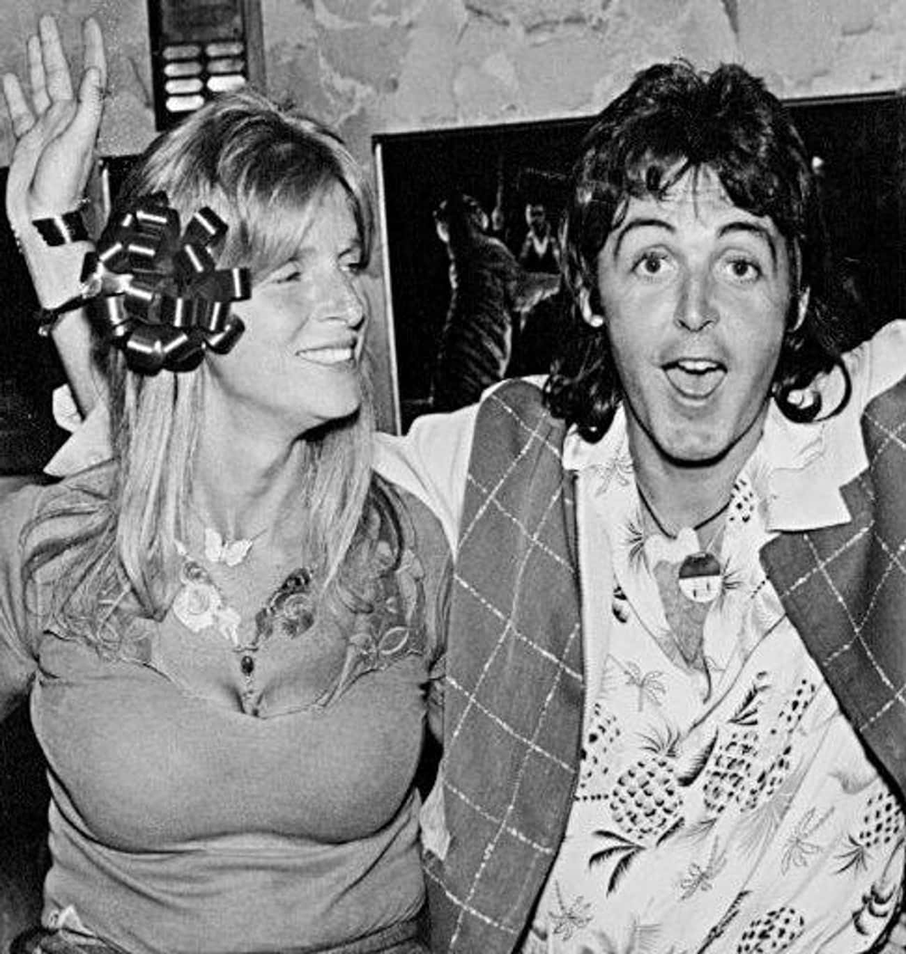 Linda McCartney is listed (or ranked) 2 on the list The All Time Greatest Muses in the Music World
