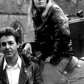 Linda McCartney is listed (or ranked) 19 on the list The Best Musicians Who Performed on SNL In The '80s