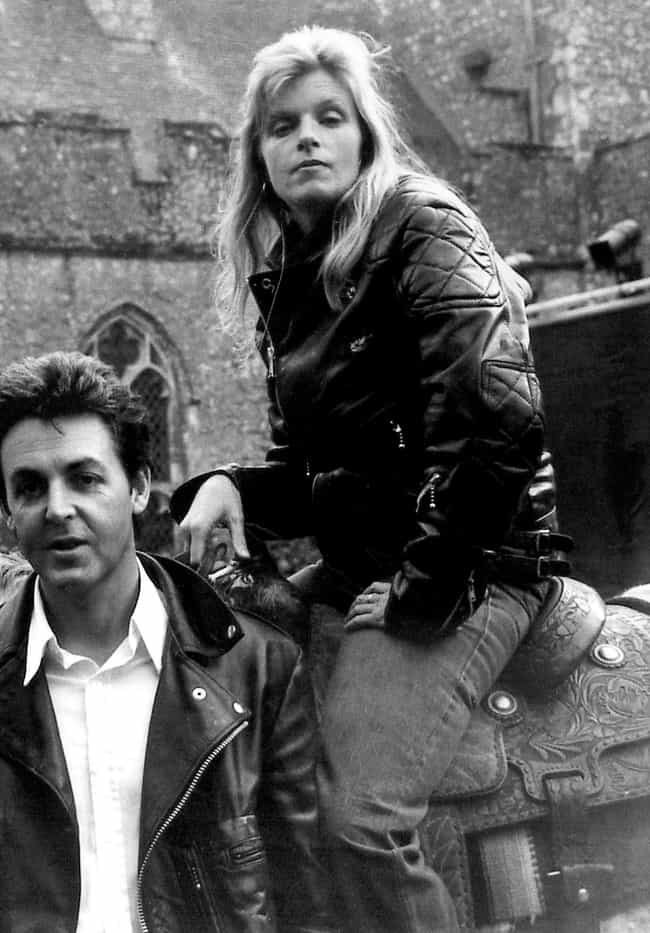 Linda McCartney is listed (or ranked) 4 on the list Famous People Who Died of Breast Cancer