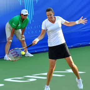Lindsay Davenport is listed (or ranked) 19 on the list List of Famous Tennis Players