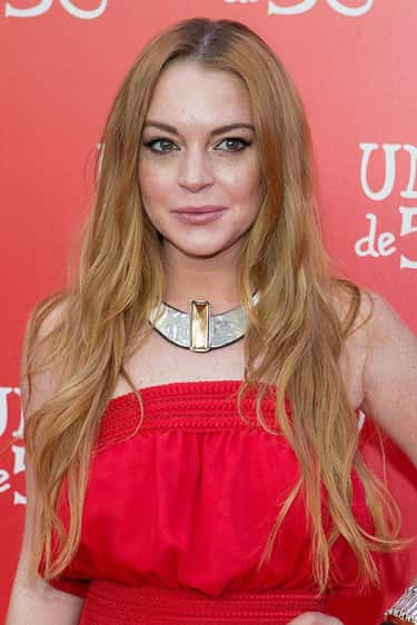 Lindsay Lohan is listed (or ranked) 2 on the list Famous Friends of Kim Kardashian
