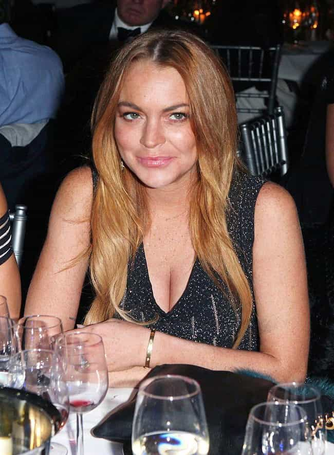Lindsay Lohan is listed (or ranked) 4 on the list Celebrities Who Have Aged the Worst