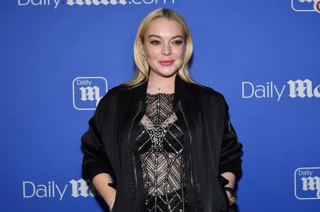Lindsay Lohan is listed (or ranked) 1 on the list Every Woman Who's Defended an Alleged Hollywood Sexual Abuser