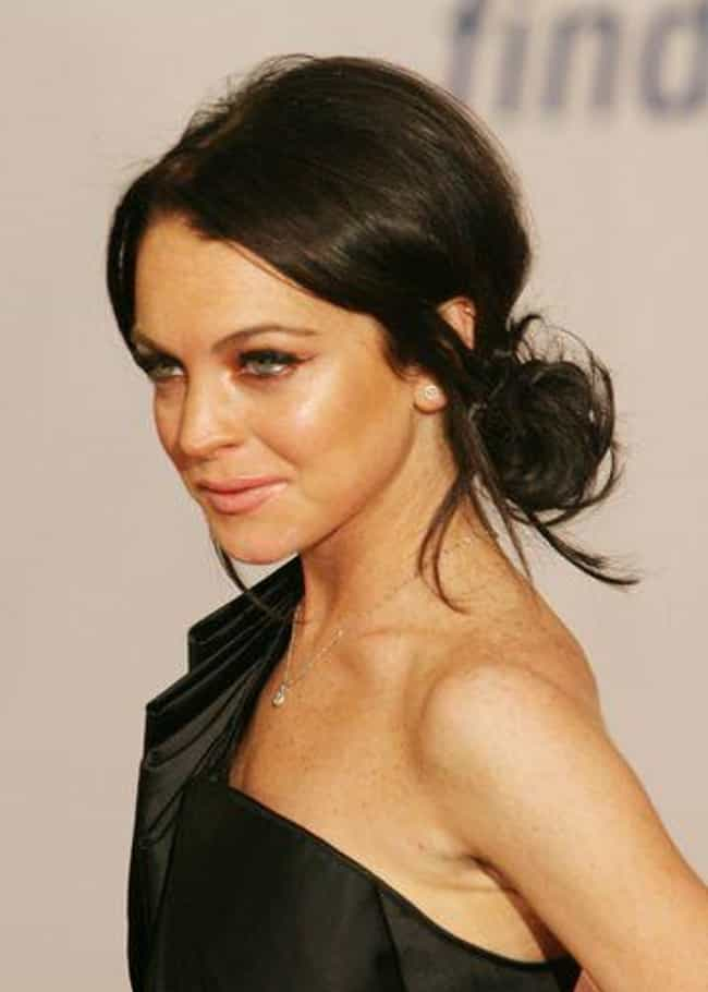 Lindsay Lohan is listed (or ranked) 4 on the list Wilmer Valderrama's Loves & Hookups