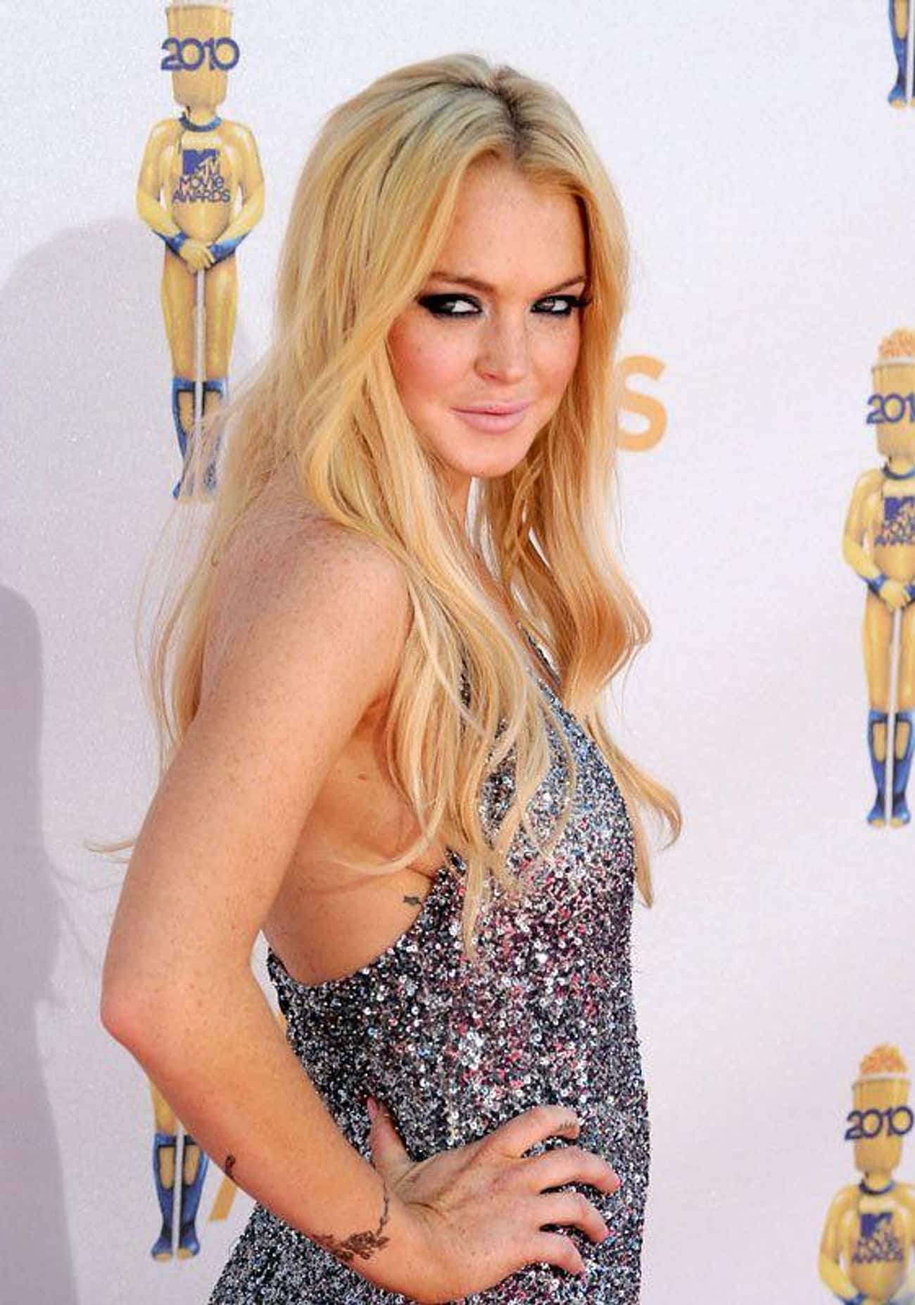 Lindsay Lohan is listed (or ranked) 1 on the list Celebrities Who Went to Betty Ford Clinic Rehab
