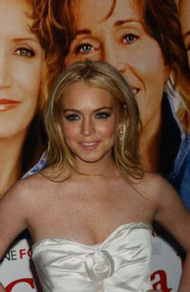 Lindsay Lohan is listed (or ranked) 1 on the list Celebrities Who Take Sobriety One Day at a Time Through AA
