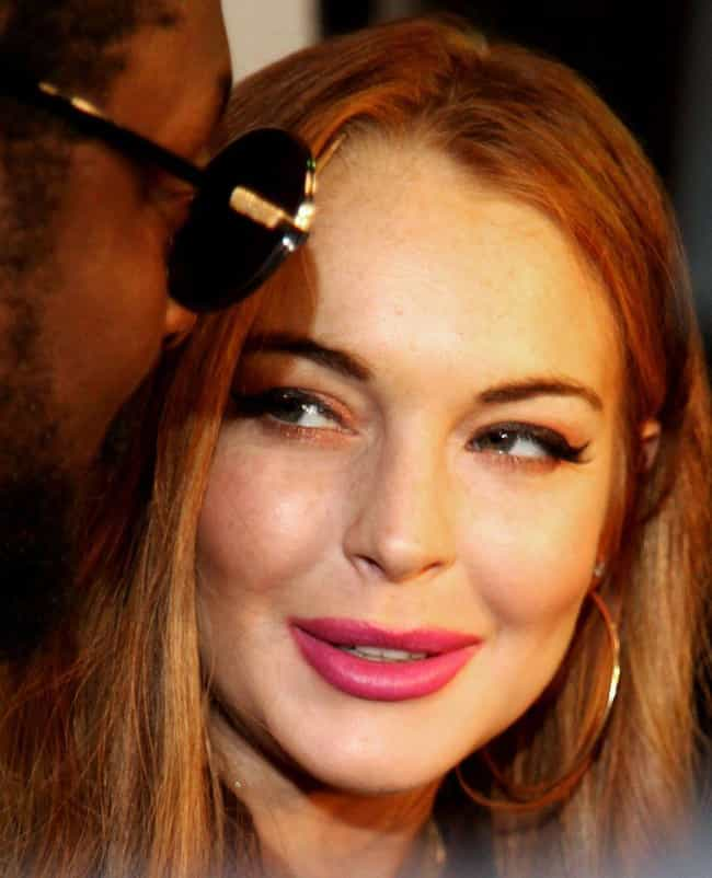 Lindsay Lohan is listed (or ranked) 1 on the list The Most Notoriously Difficult Actors to Work With