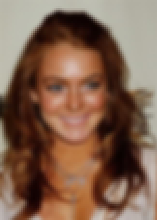Lindsay Lohan is listed (or ranked) 1 on the list Famous People of Irish Descent