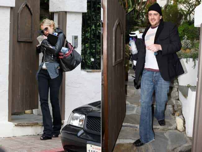 Lindsay Lohan is listed (or ranked) 4 on the list Caught in the Act: Best Celebrity Walk of Shame Pics