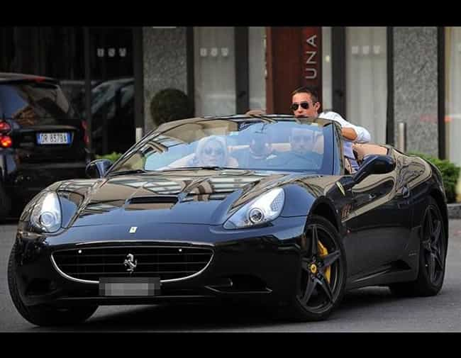 Lindsay Lohan is listed (or ranked) 1 on the list Famous People Who Own Ferraris
