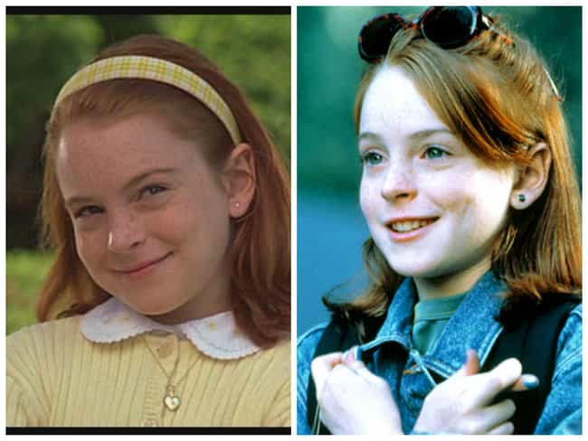 Lindsay Lohan is listed (or ranked) 2 on the list 23 Actors Who Have Played Identical Twins