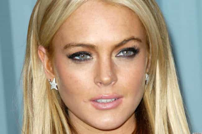Lindsay Lohan is listed (or ranked) 1 on the list 33 Celebrities Who Went to Betty Ford Clinic Rehab