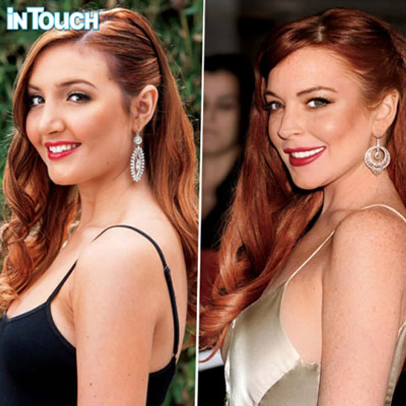 Ashley Horn: Lindsay Lohan is listed (or ranked) 3 on the list 11 People Who Had Plastic Surgery to Look Like a Celebrity
