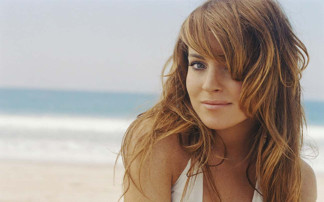 Lindsay Lohan is listed (or ranked) 4 on the list Celebrities Who Have Been Busted For Tax Evasion