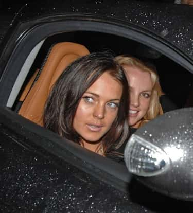 Lindsay Lohan is listed (or ranked) 2 on the list Famous Friends of Britney Spears