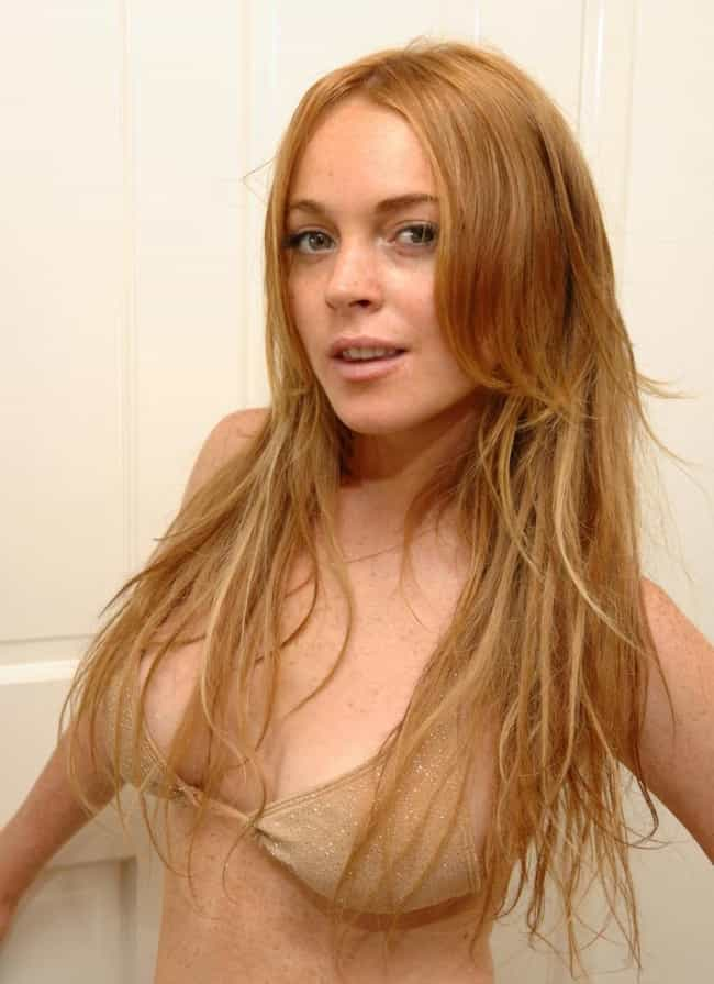 Lindsay Lohan is listed (or ranked) 4 on the list Famous Friends of Kate Moss