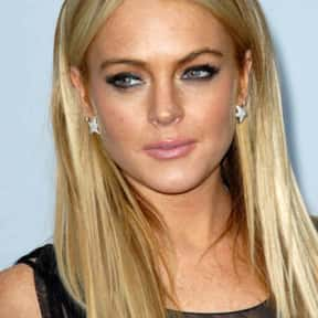 Lindsay Lohan is listed (or ranked) 1 on the list Famous People From New York City