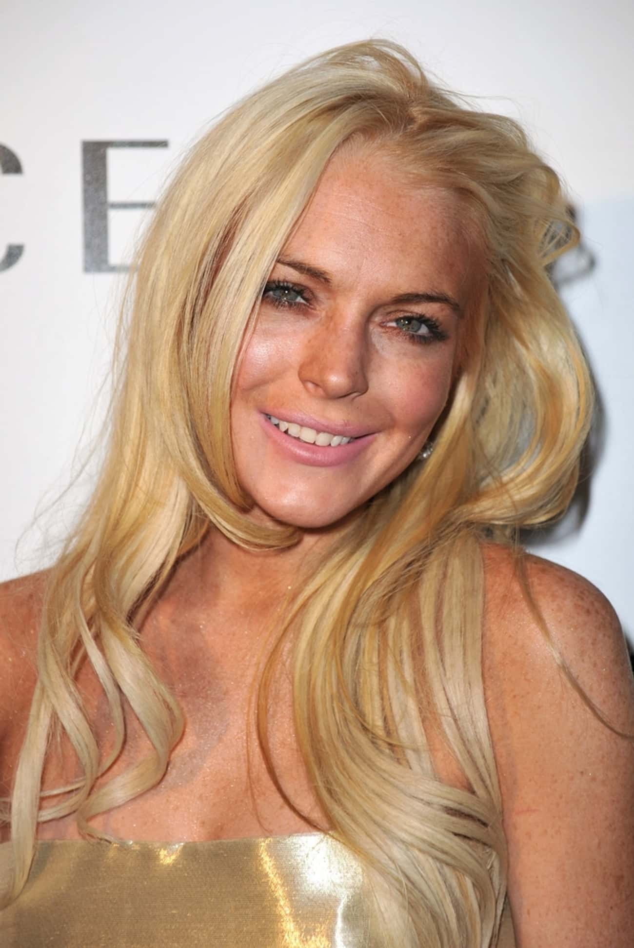 Lindsay Lohan is listed (or ranked) 3 on the list Celebrities Who Are Superstitious