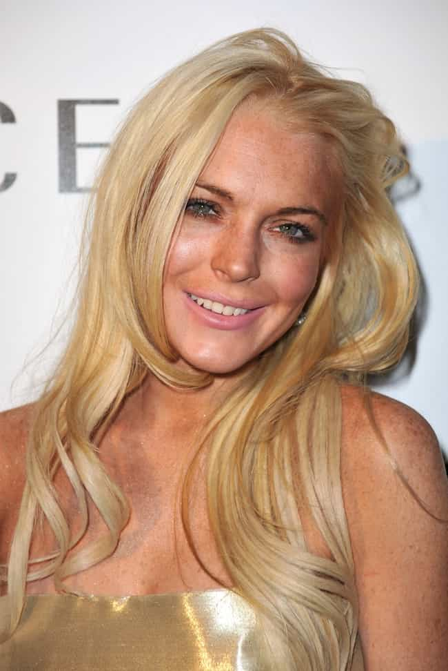 Lindsay Lohan is listed (or ranked) 1 on the list 7 Celebrities Who Went to Cirque Lodge Rehab