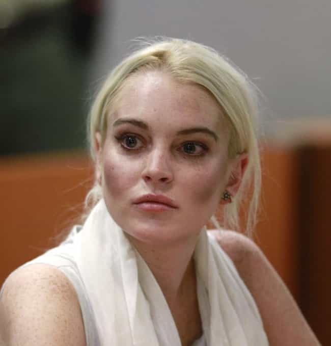 Lindsay Lohan is listed (or ranked) 2 on the list 23 Celebrities Who Have Testified in Criminal Trials