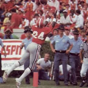 Lindsay Scott is listed (or ranked) 17 on the list The Best Georgia Bulldogs Wide Receivers Of All Time
