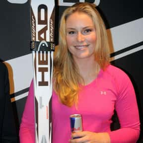 Lindsey Vonn is listed (or ranked) 25 on the list Famous Olympic Bronze Medal Winners