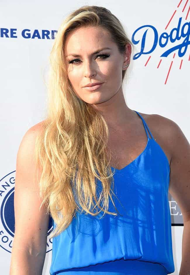 Lindsey Vonn is listed (or ranked) 2 on the list Alexander Ludwig Loves and Hookups