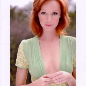 Lindy Booth is listed (or ranked) 6 on the list The Best Hallmark Channel Actresses