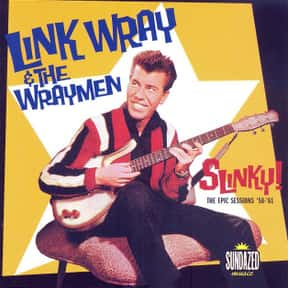 Link Wray & His Raymen is listed (or ranked) 8 on the list The Best Surf Rock Bands