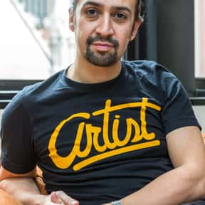 Lin-Manuel Miranda is listed (or ranked) 25 on the list The Best Latinx Actors and Actresses Under 40