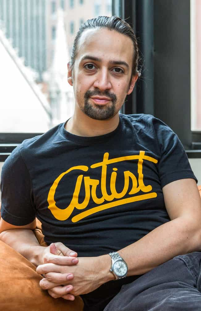 Lin-Manuel Miranda is listed (or ranked) 1 on the list 28 Celebrities Who Once Worked at McDonald's