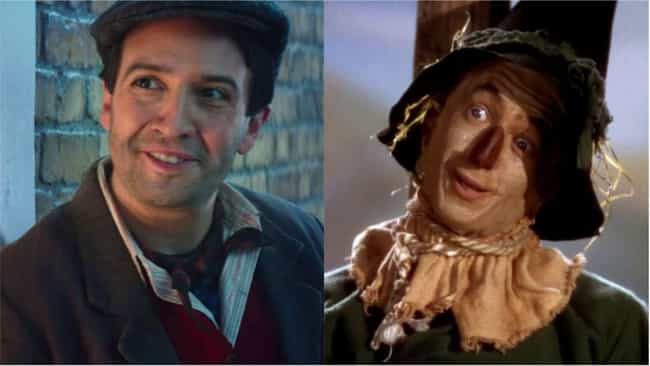 Lin-Manuel Miranda is listed (or ranked) 4 on the list Who Would Star In A Remake Of 'The Wizard Of Oz' Today?