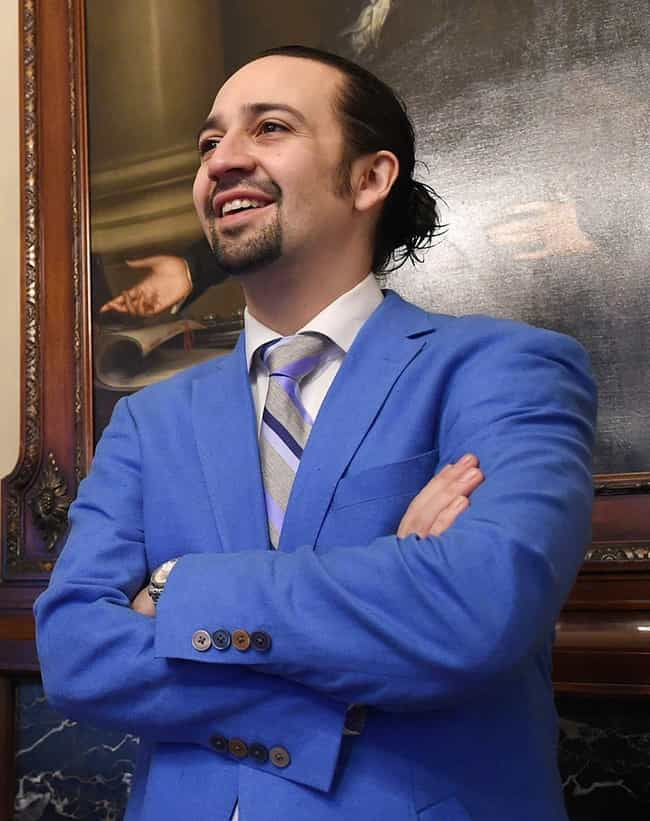 Lin-Manuel Miranda is listed (or ranked) 6 on the list Who Influenced Music Most in the 2010s?