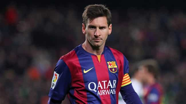 Lionel Messi is listed (or ranked) 2 on the list The Richest Young Celebrities (30 And Under)