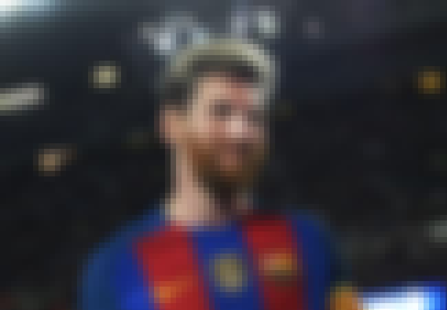 Lionel Messi is listed (or ranked) 2 on the list The Top Soccer Players of 2012