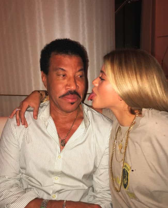 Lionel Richie is listed (or ranked) 4 on the list Children Of Celebrities Describe What Their Parents Are Really Like