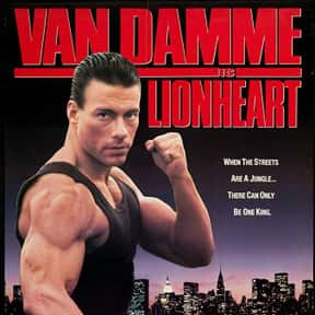 Lionheart is listed (or ranked) 5 on the list The Best Jean-Claude Van Damme Movies